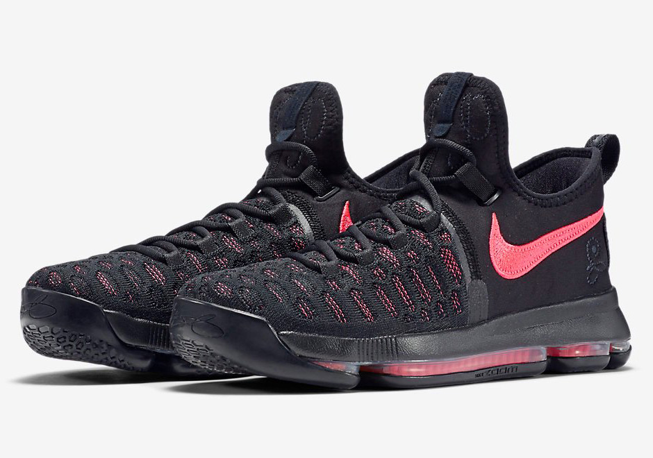 Nike KD9 - Auntie Pearl Full