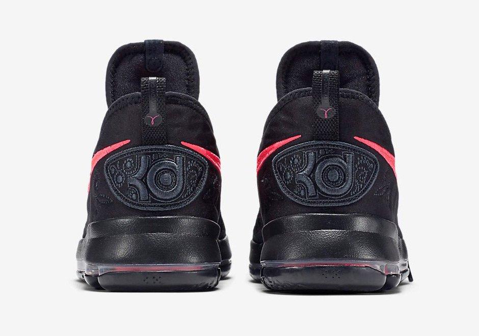 Nike KD9 - Auntie Pearl Heel