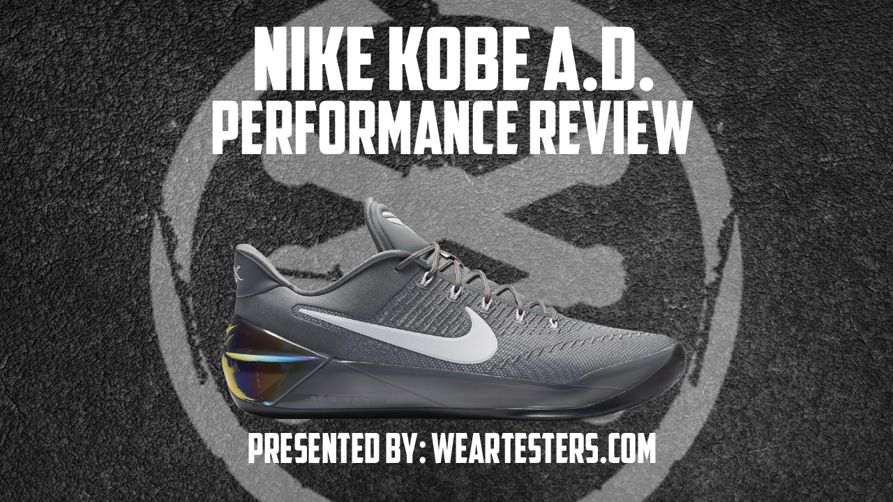 Nike Kobe A.D. Performance Review NYJumpman23 Thumbnail