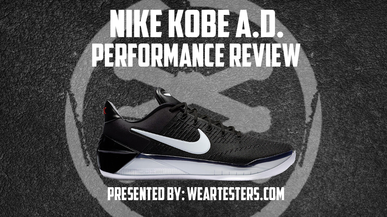 Nike Kobe A.D. Performance Review Thumbnail