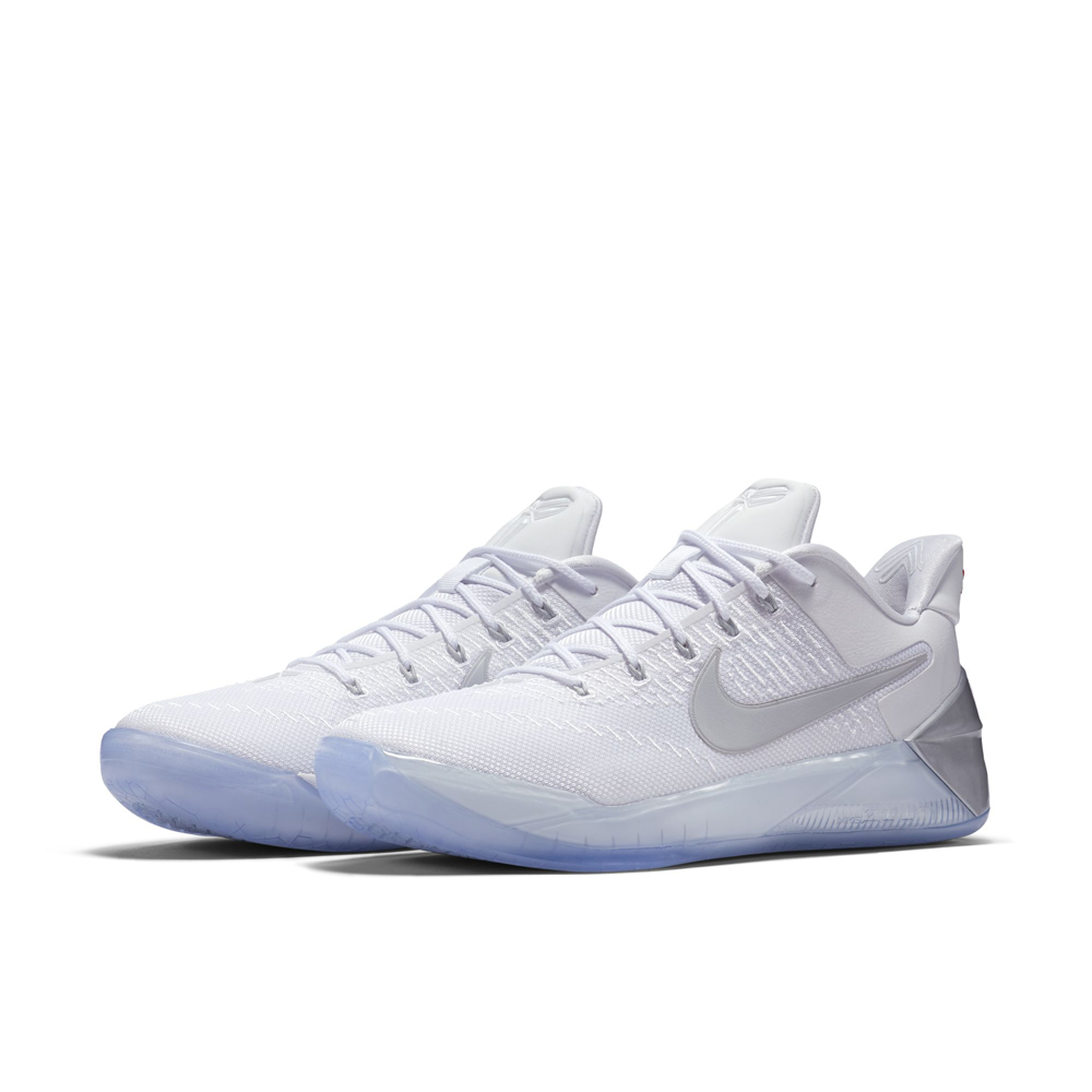 Nike Kobe A.D. in White Chrome 4