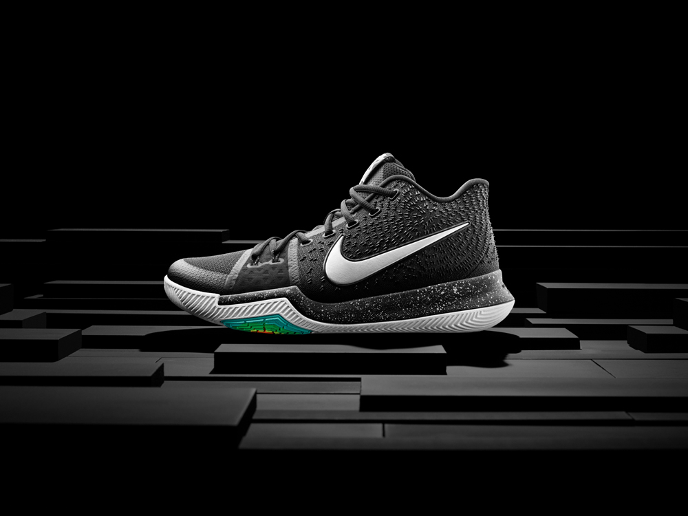 Nike Officially Unveils the Kyrie 3 2