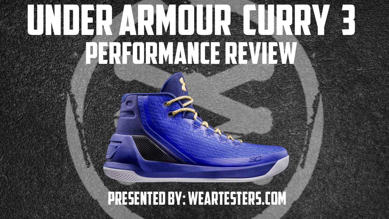 Quick Kicks Curry 3 Review 8