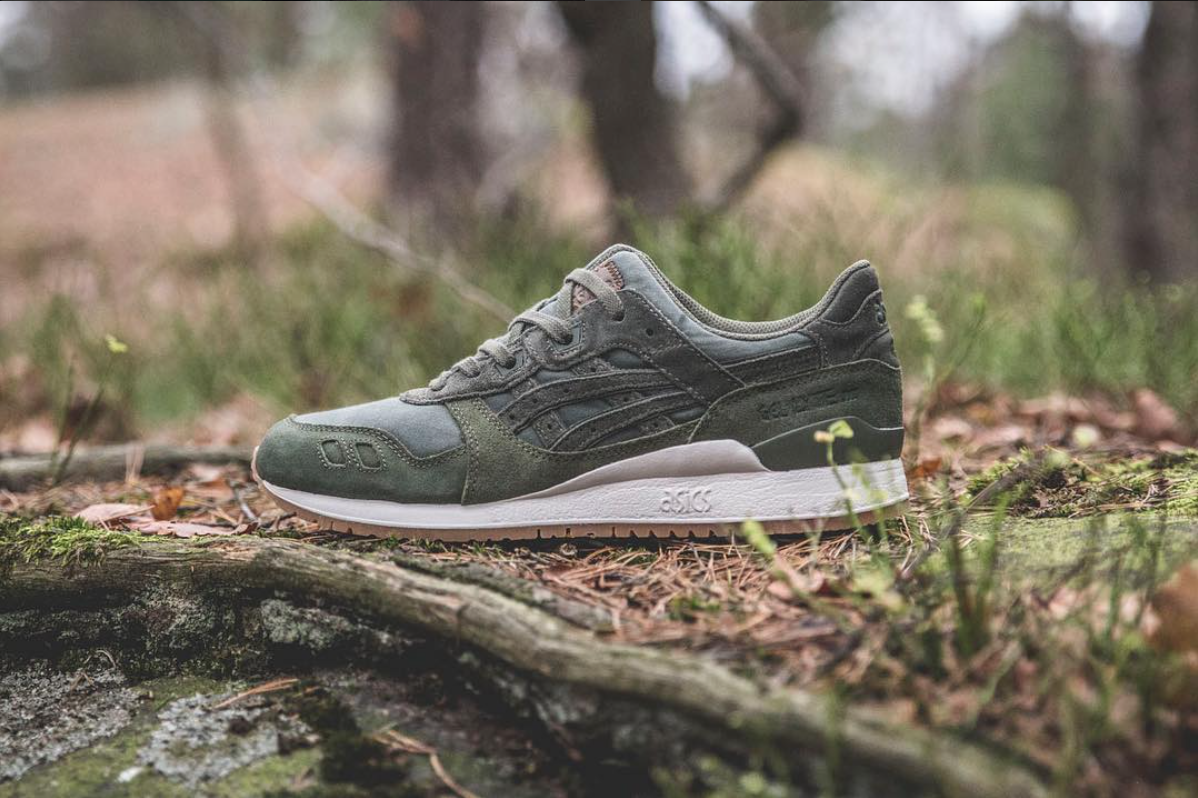 SNS ASICS Tiger 'Forest Pack' 4