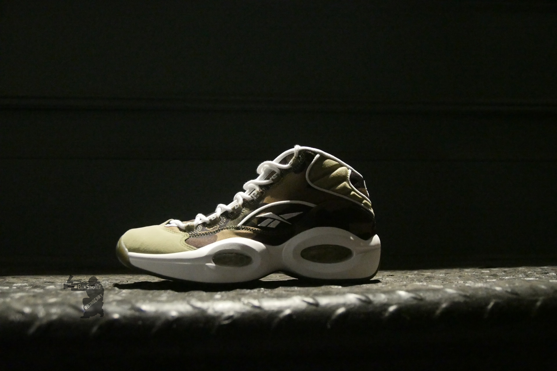 a bathing ape mita sneakers reebok question mid 1st camo 2 copie