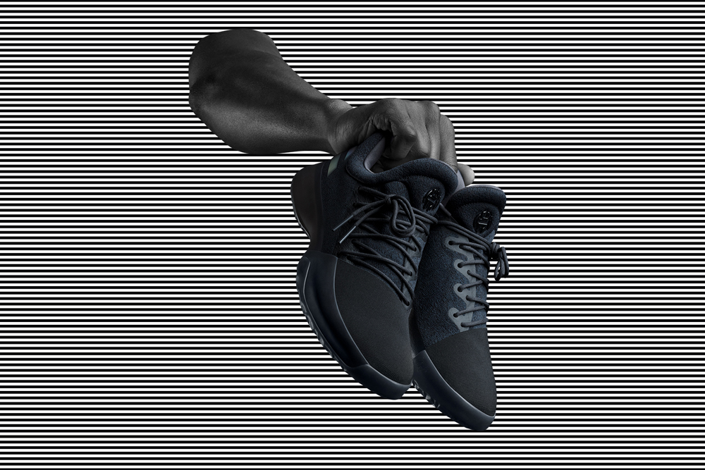adidas Give a Release Date for the Harden Vol. 1 Dark Ops Xeno 1