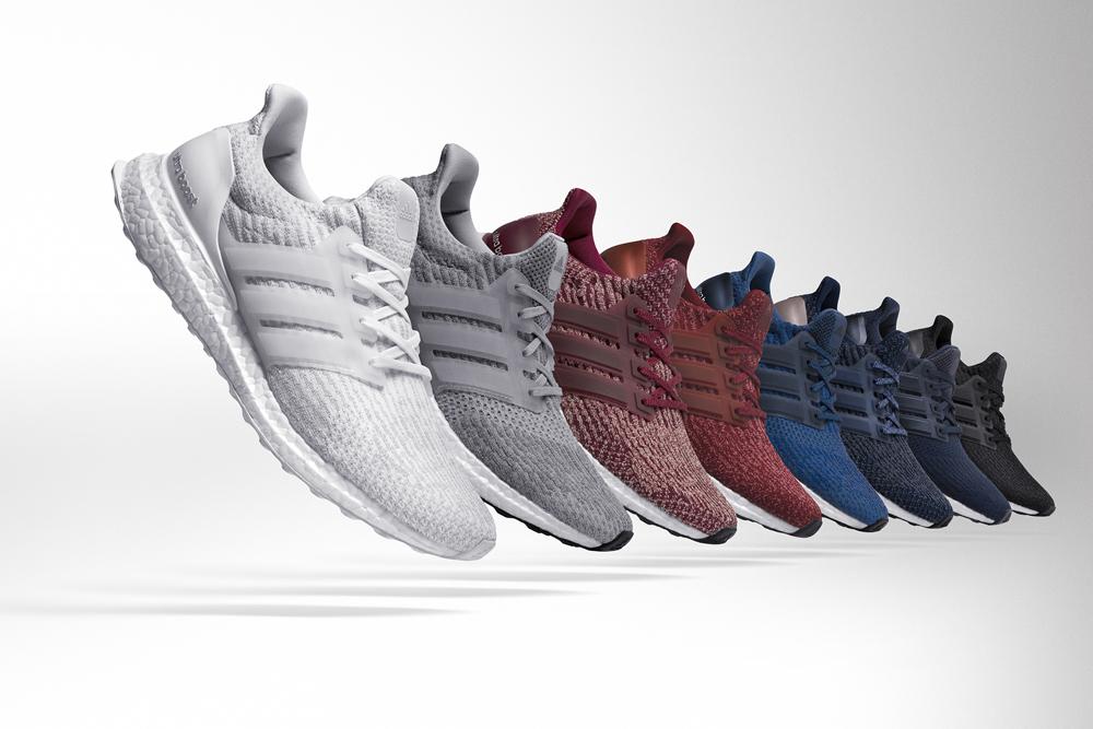 """First Look auf den adidas Ultra Boost im """"Rainbow Pack"""""""