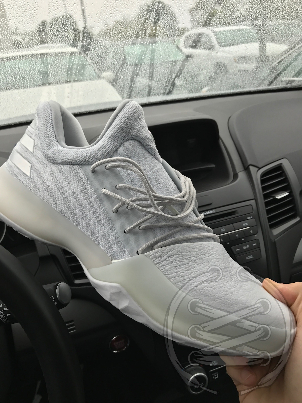 adidas harden vol. 1 white christmas 5