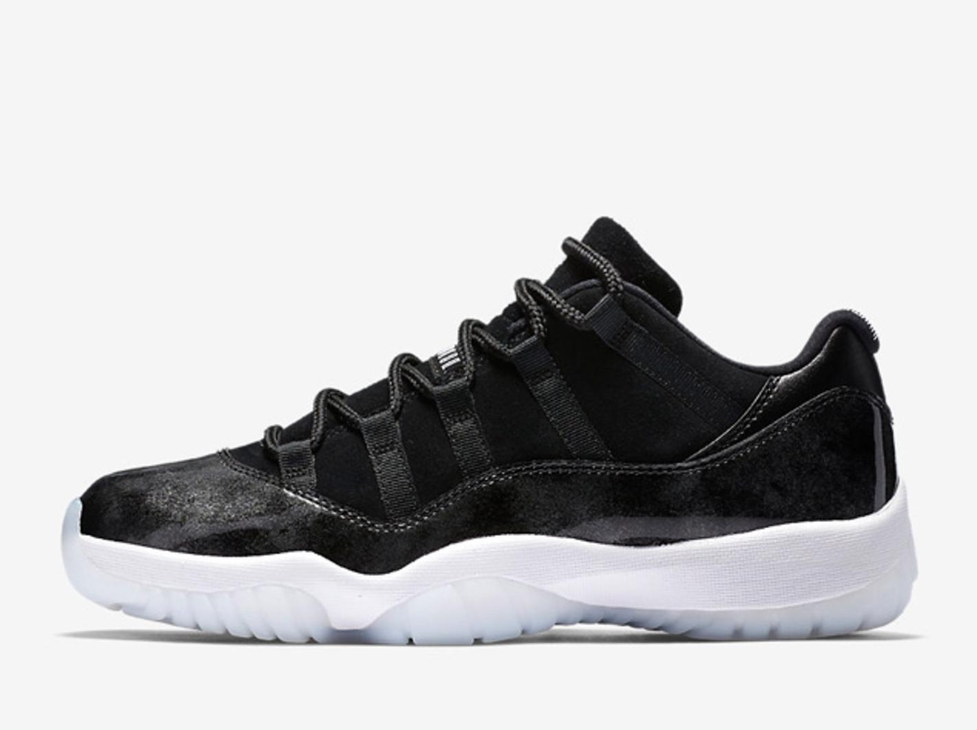 Two Jordan 11 Retro Lows for 2017