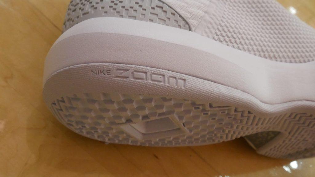 Nike Ambassador 9 - Cushion1