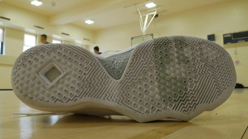 Nike Ambassador 9 - Traction2