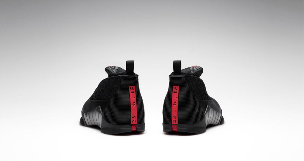 An Official Look at the Air Jordan XV (15) Retro OG 10