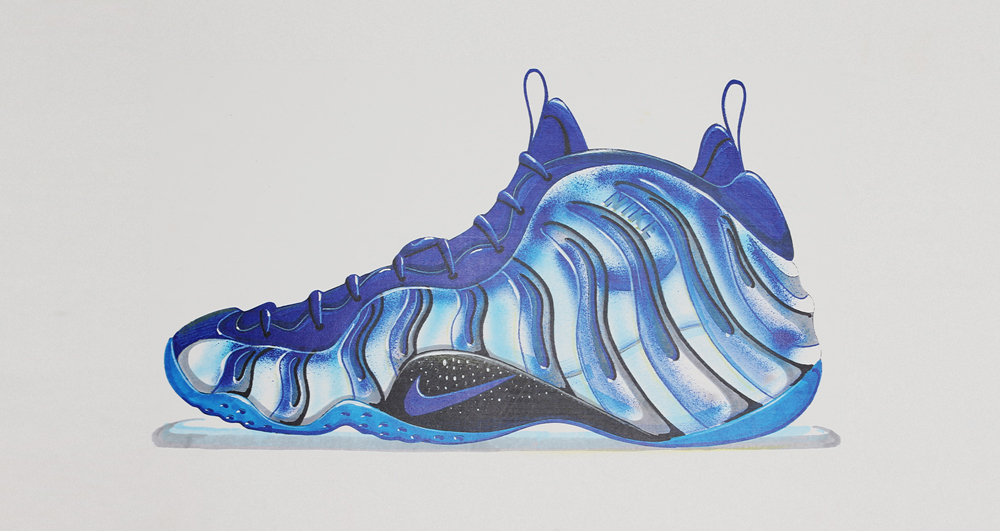 Behind the Design Nike Air Foamposite One 4