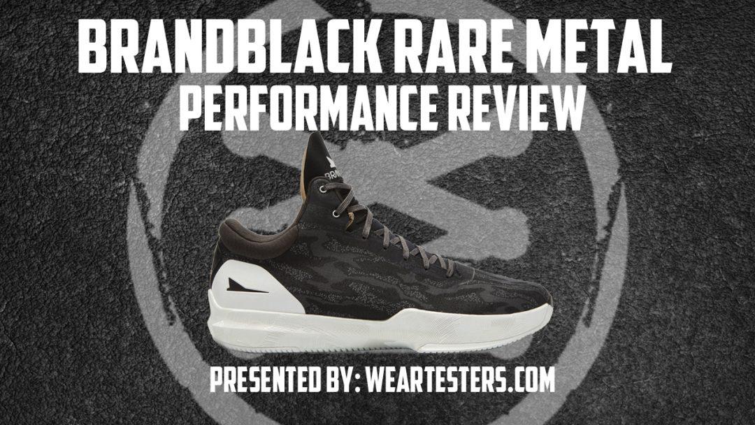 BrandBlack Rare Metal Performance Review - NYJ23