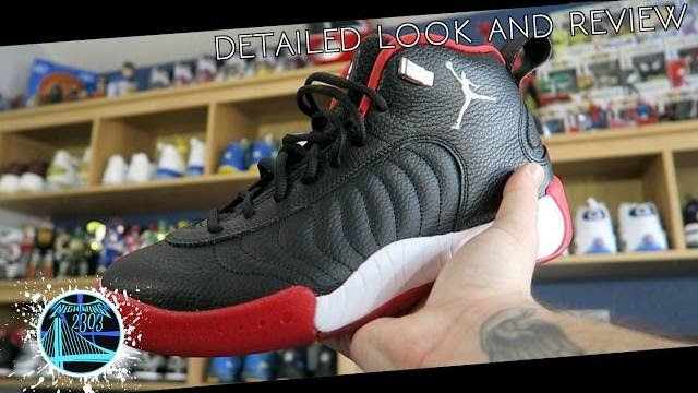 Jordan Jumpman Pro Retro 2017 Detailed Look and Review