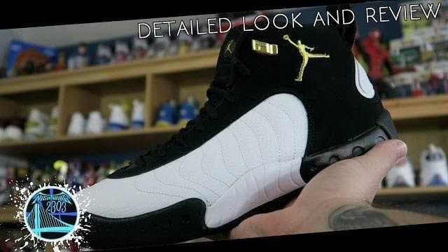 Jordan Jumpman Pro Retro BlackGold Detailed Look and Review