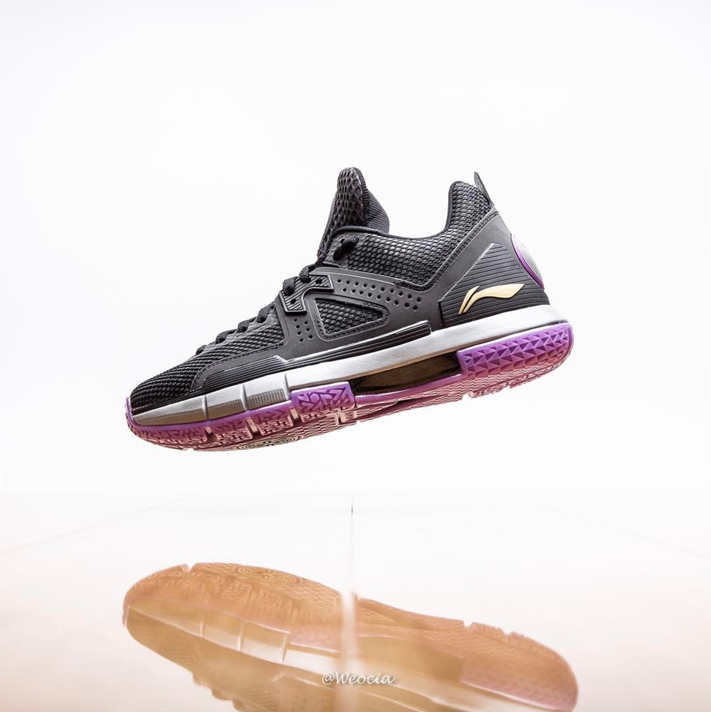 Li-Ning Way of Wade 5 'BHM' 1