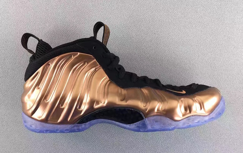 Nike Air Foamposite One Copper 1