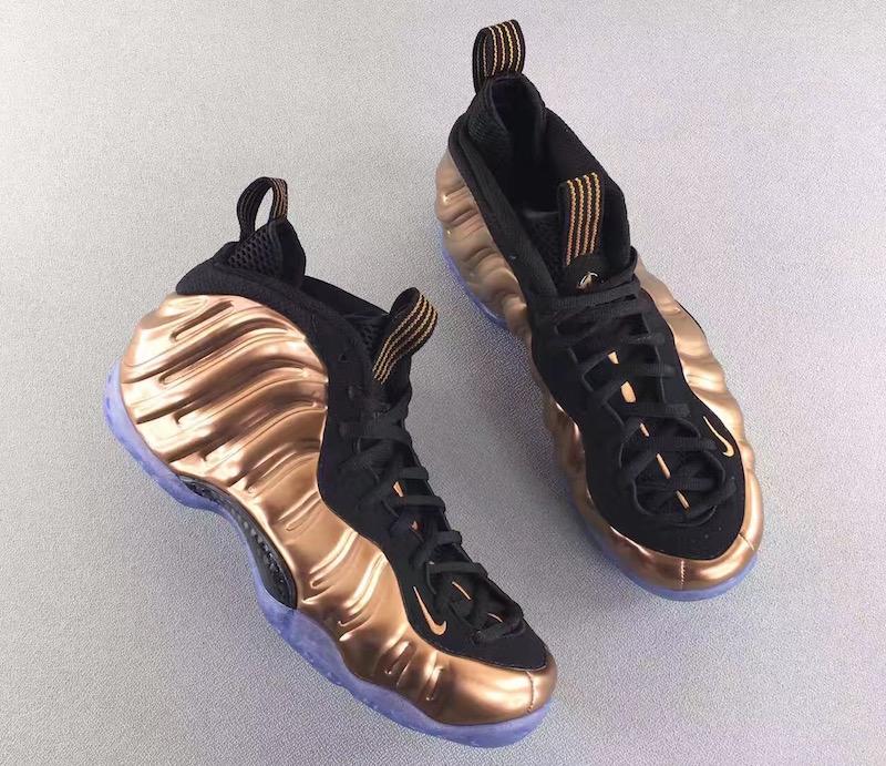 Nike Air Foamposite One Copper 6