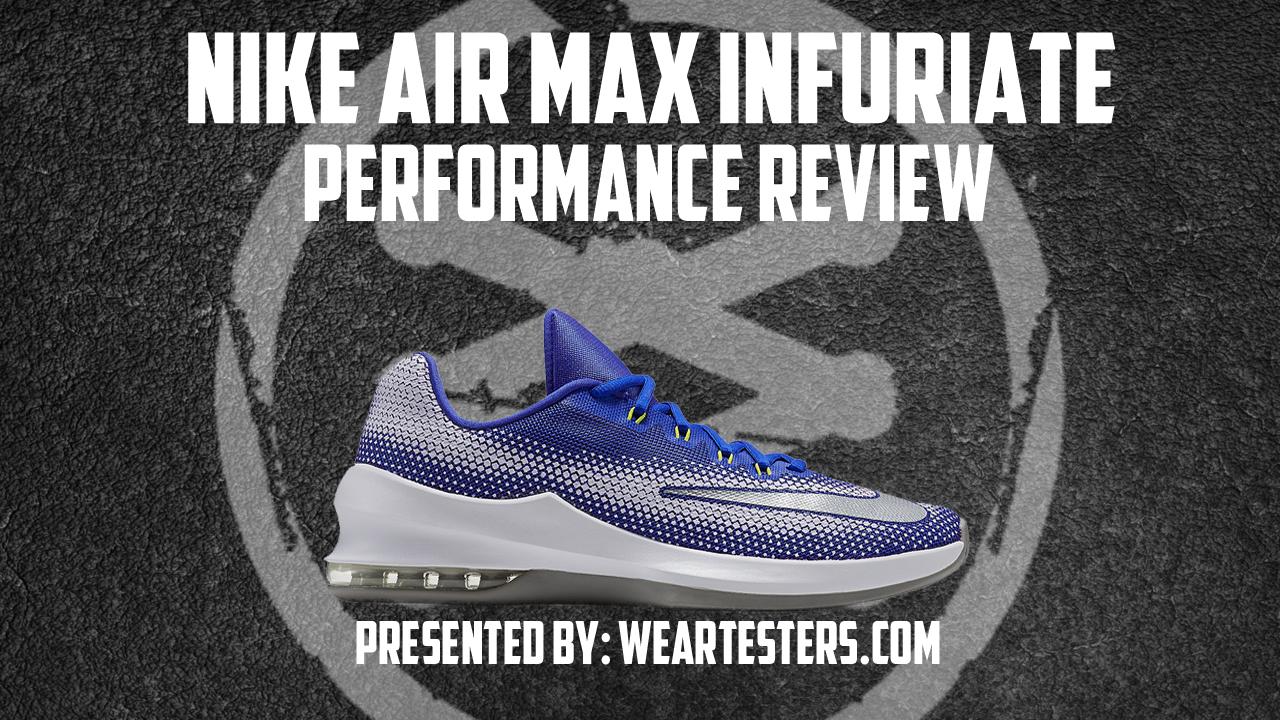Nike Air Max Infuriate Performance Review Thumbnail