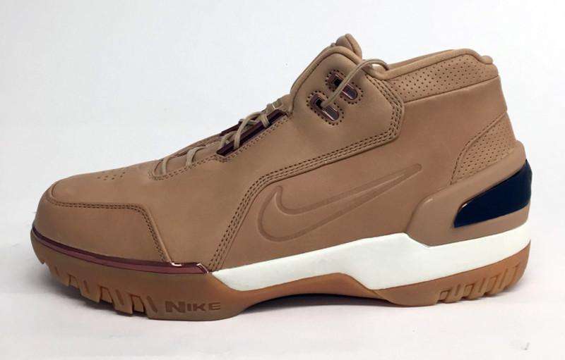 Nike Zoom Generation Retro 'Vachetta Tan'