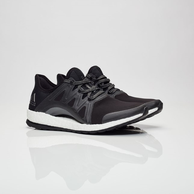 Halar banda Brutal  adidas Women's Pureboost Xpose is now Available - WearTesters