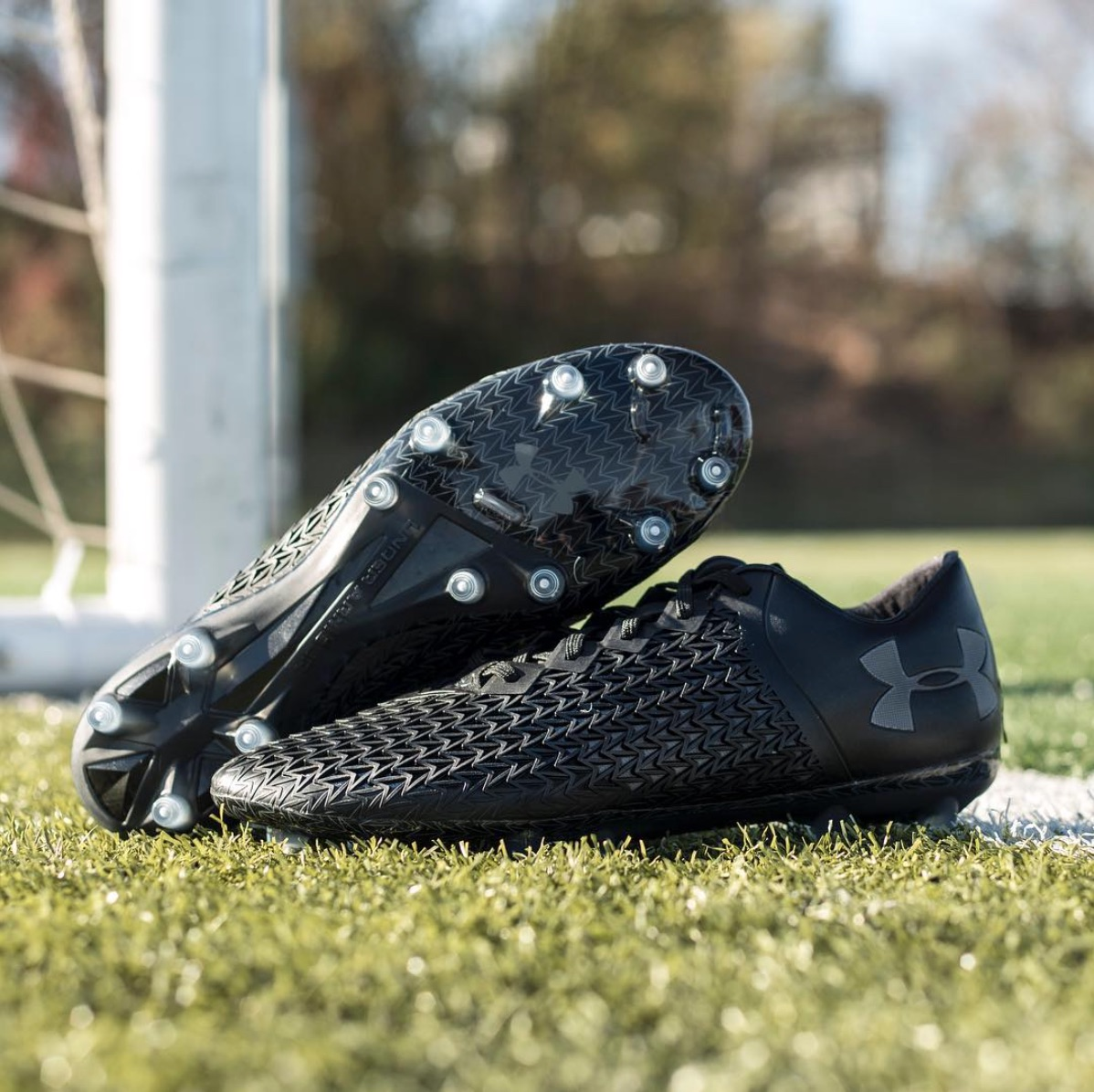 UA Clutchfit 3.0 Soccer Cleat 3