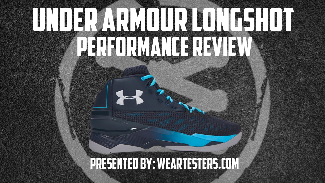 Under Armour LongShot Performance Review Thumbnail