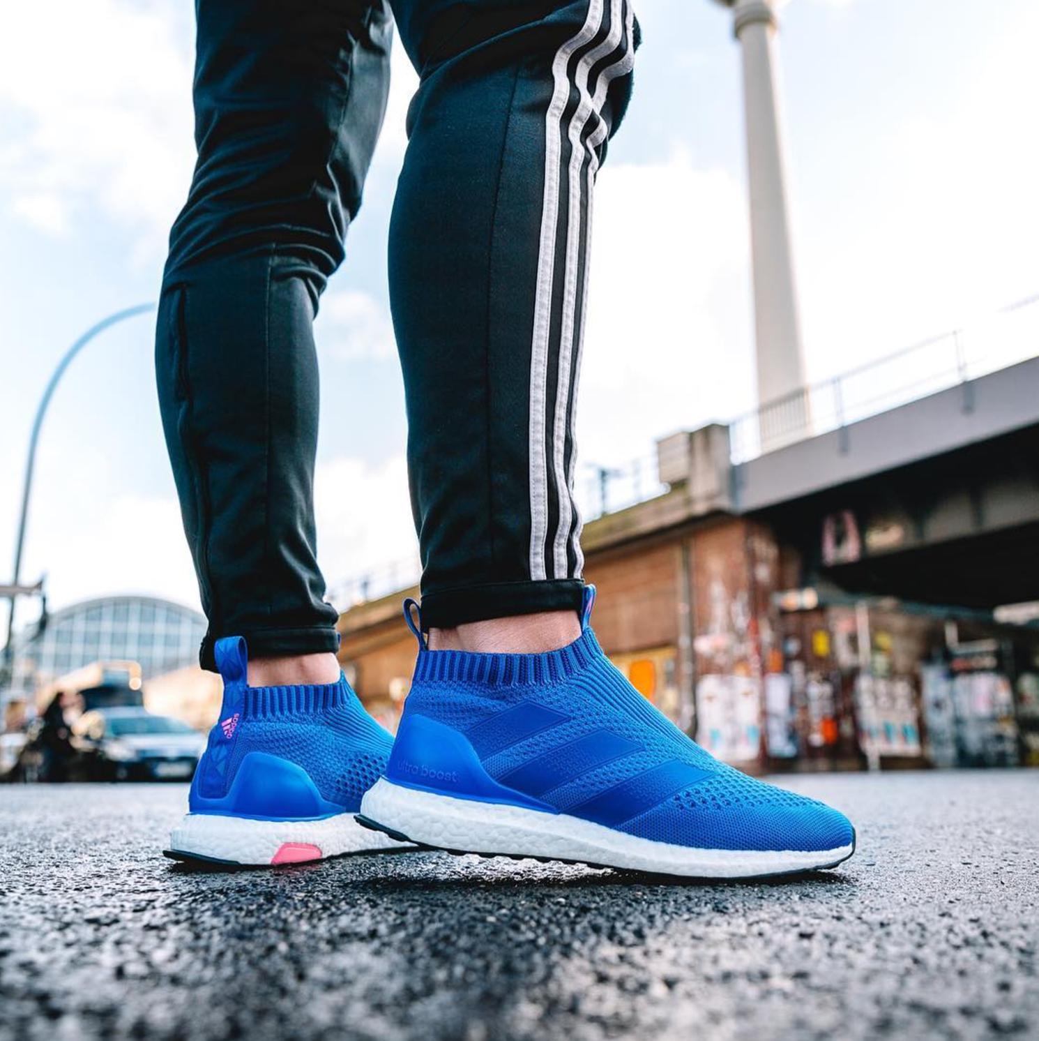 adidas Blue Blast ACE 16+ UltraBoost 1