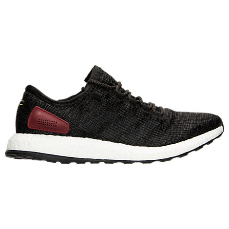 adidas PureBOOST BlackBurgundy Available Now 1