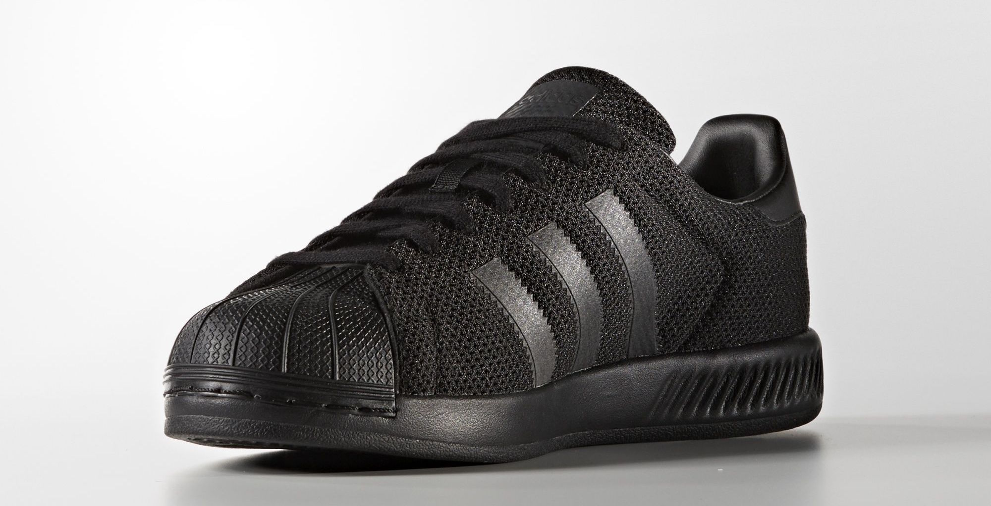 The adidas Superstar to Feature Bounce