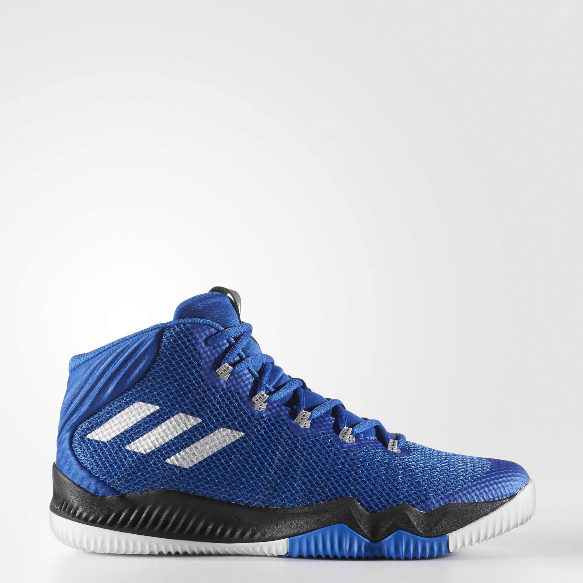 adidas crazy hustle blue 8
