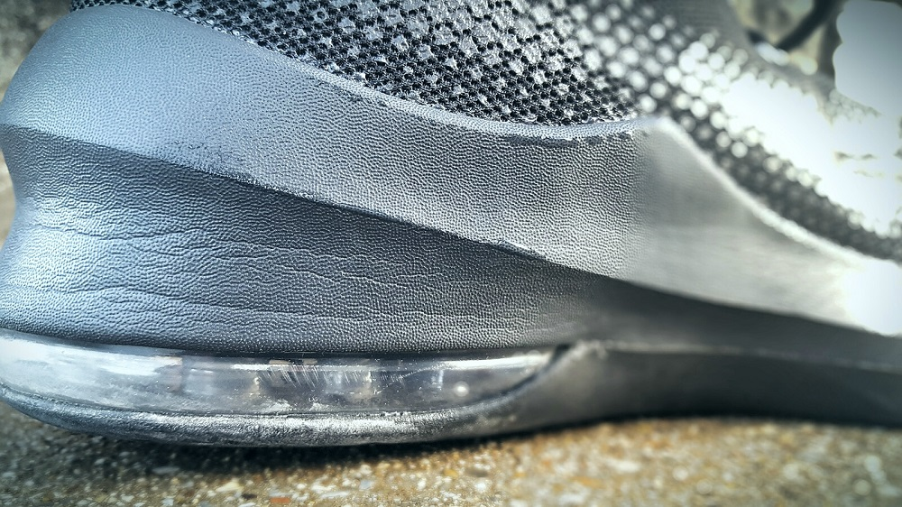air max infuriate low performance review