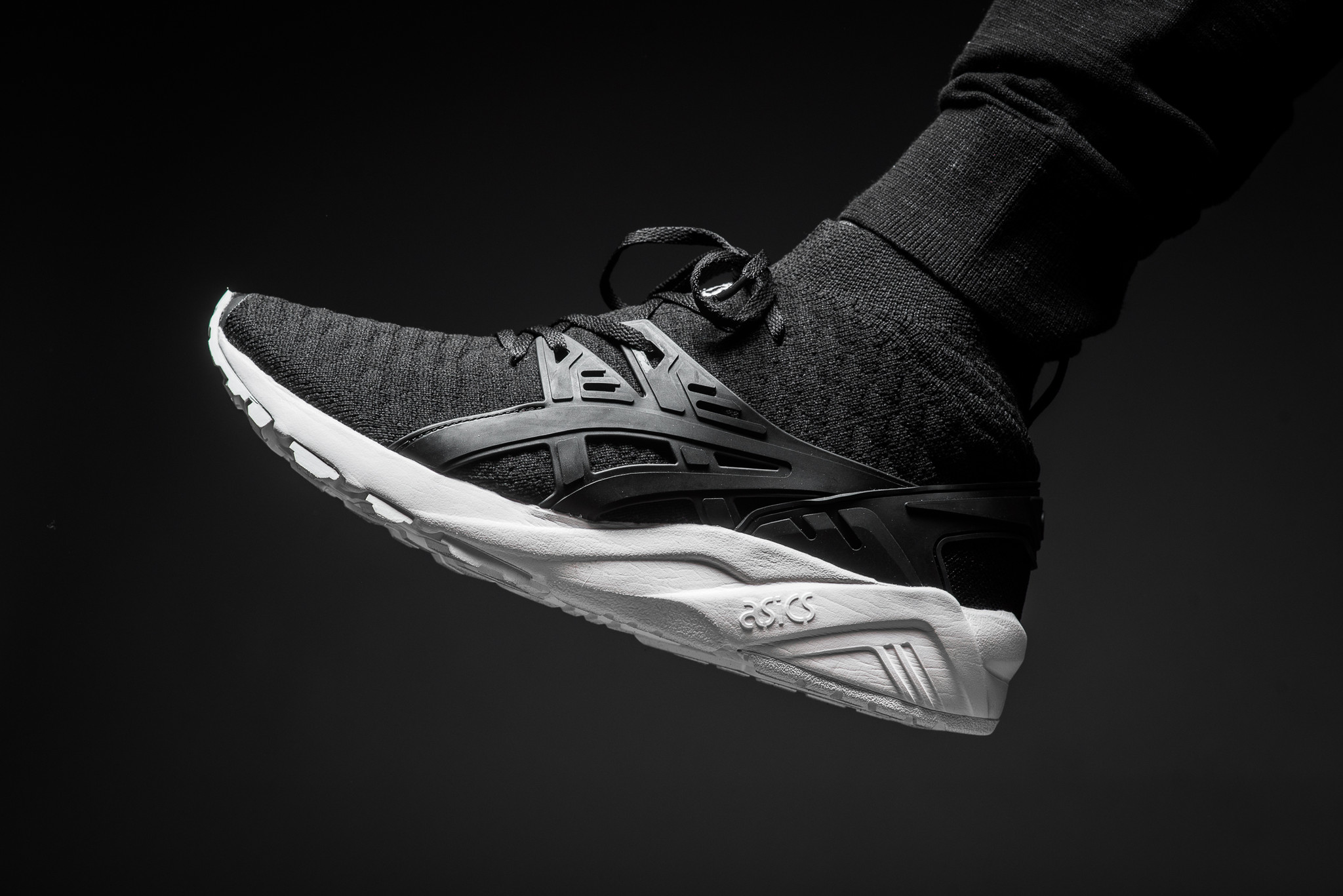 The Asics Gel Kayano Trainer Gets a Knit Makeover WearTesters