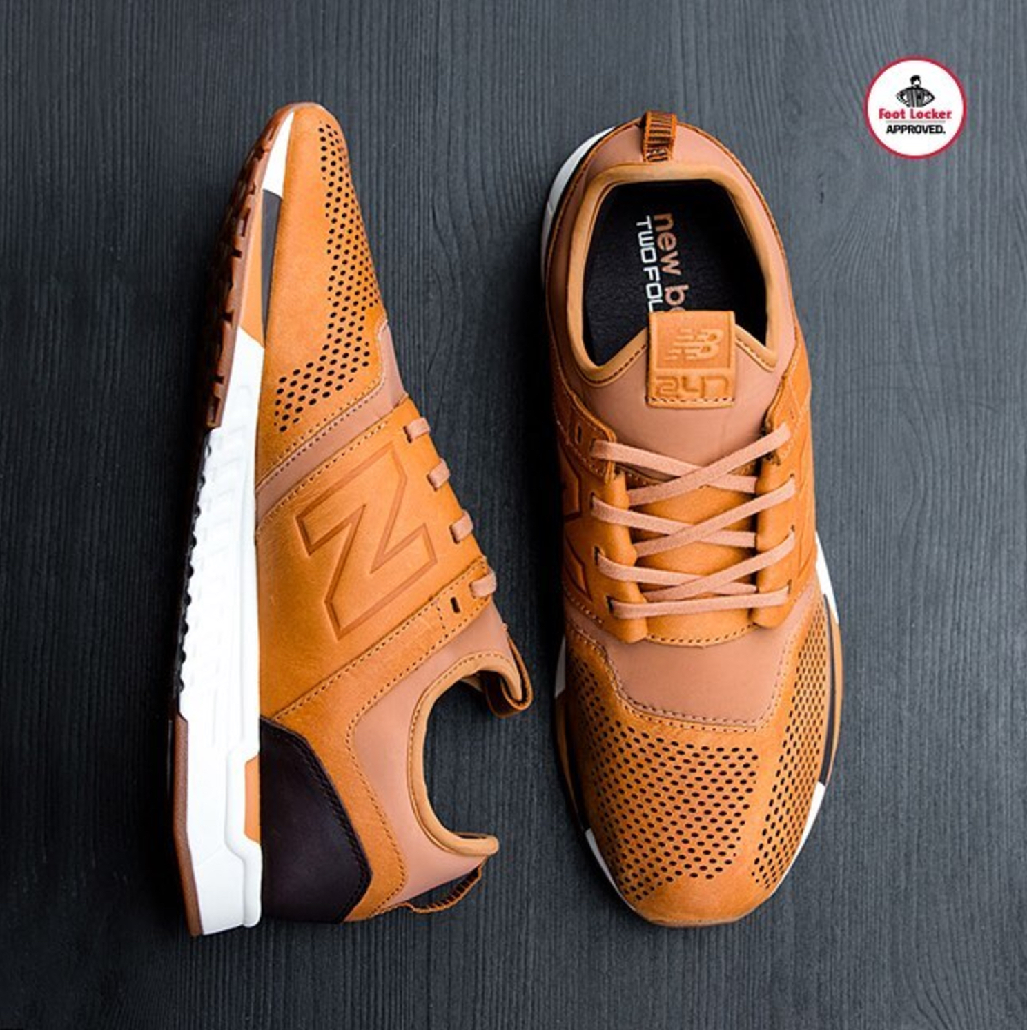 New Balance 247 Luxe On Foot Look |