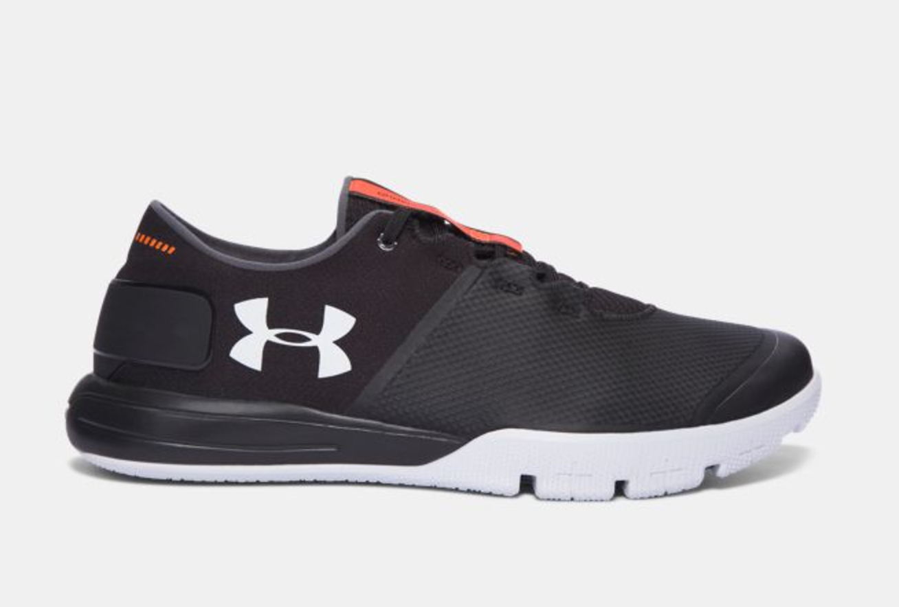 The Under Armour Charged Ultimate 2.0