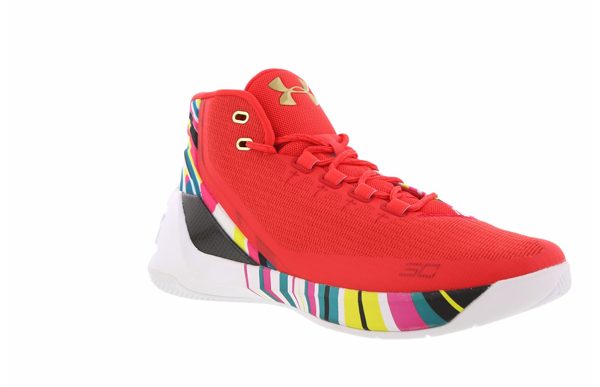 under armour curry 3 CNY chinese new year 2
