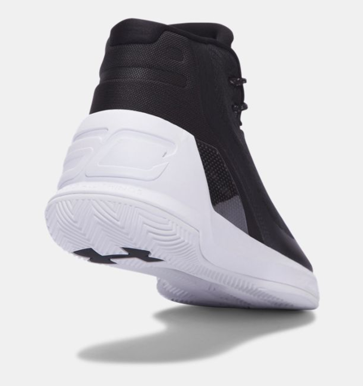A Black and White Curry 3 is Nearly