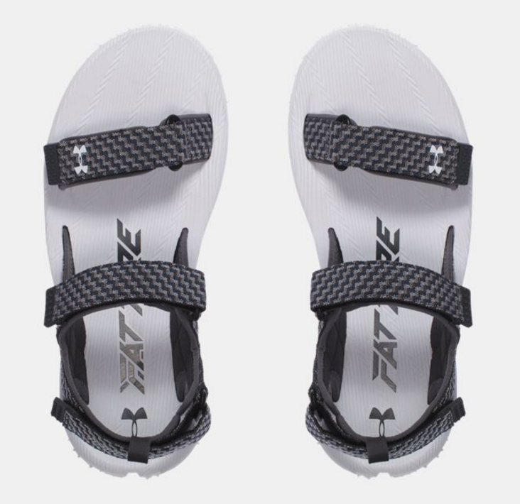 You Can Now Rock UA Fat Tire Sandals