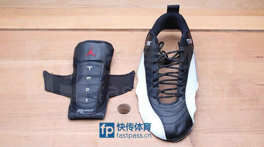 sports shoes ff37d cbadf Air Jordan 12 Retro Low 'Playoffs' Deconstructed - WearTesters