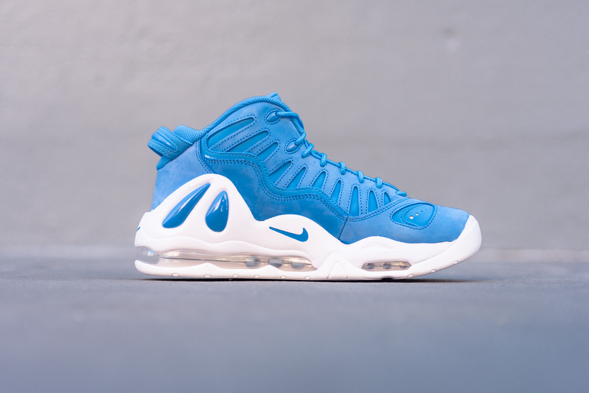 The Nike Air Max Uptempo 97 All Star QS Features University