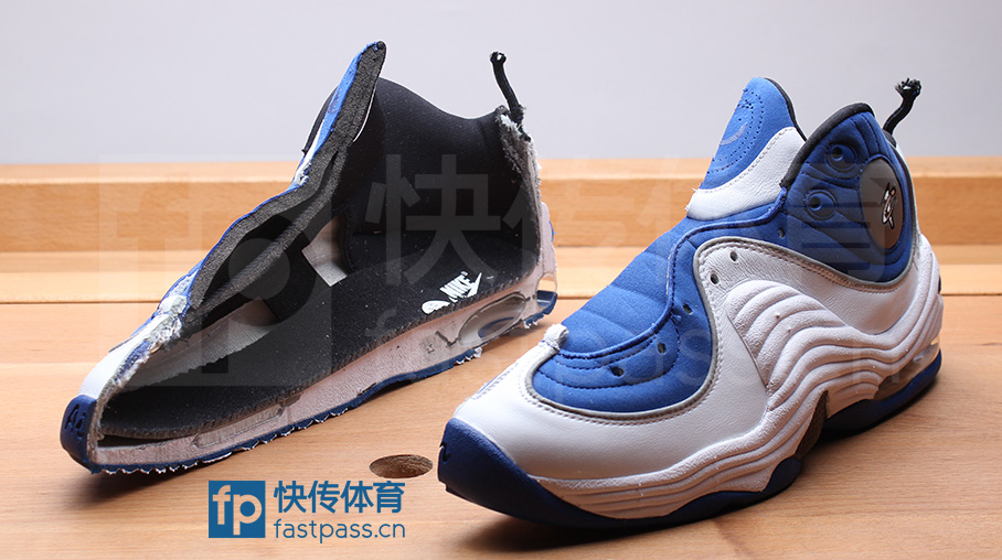 Nike Air Penny 2 Retro Deconstructed WearTesters