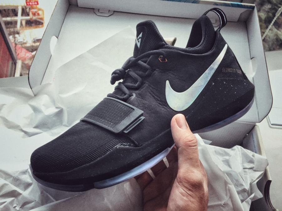Nike PG 1 Black 1