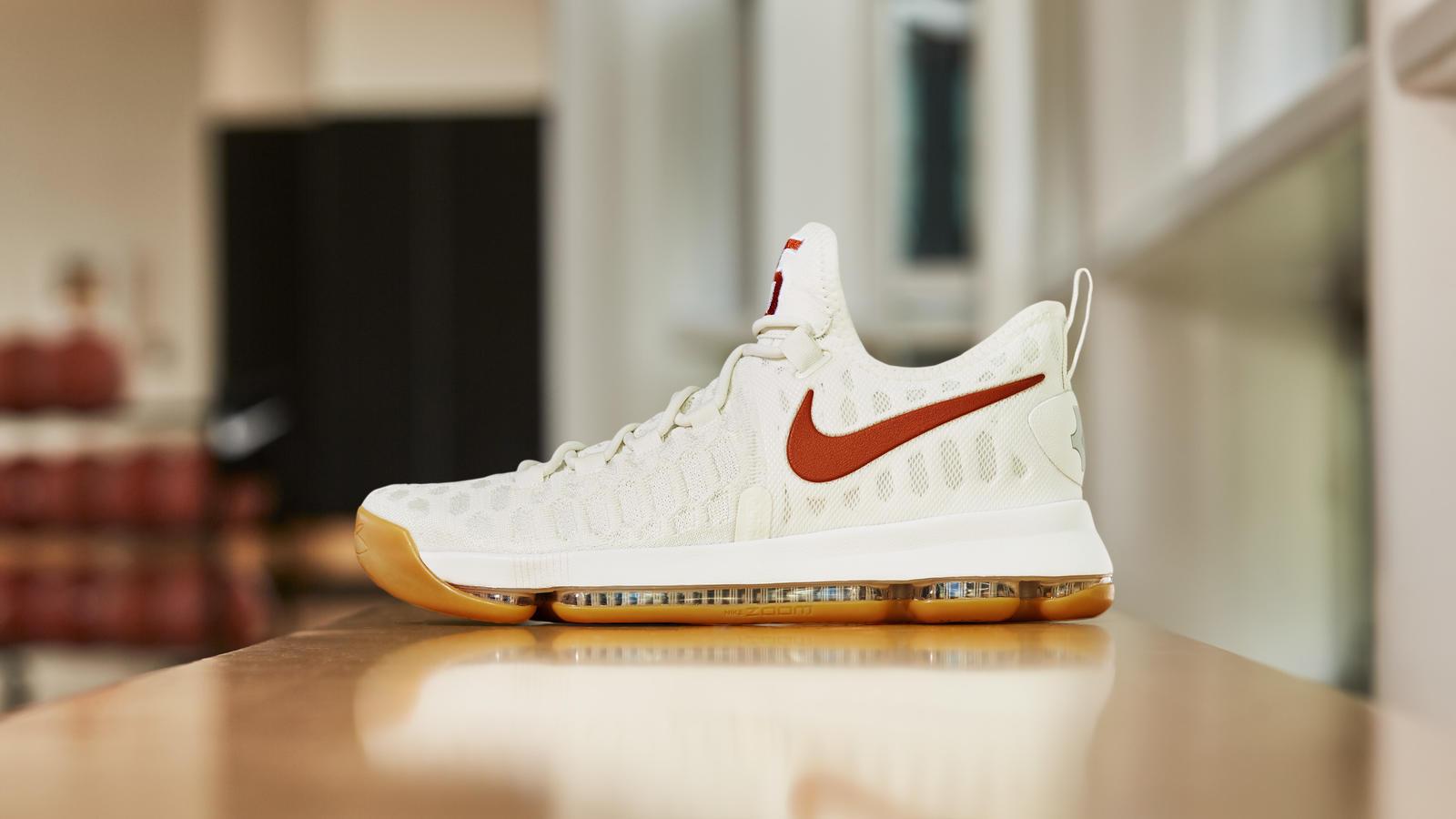 Nike Zoom KD 9 'Texas' 1