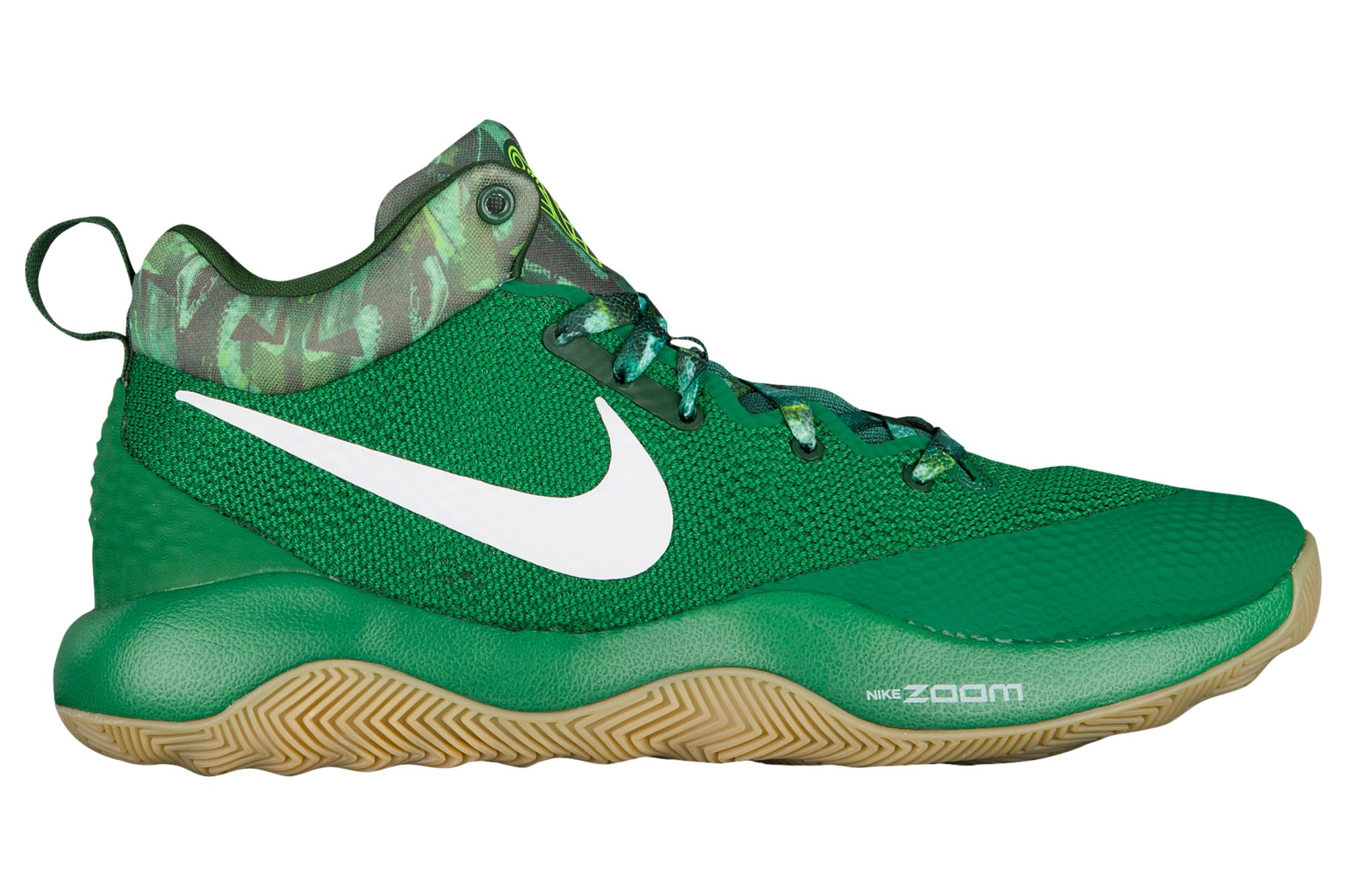 Nike Zoom rev - Pine Green - Side