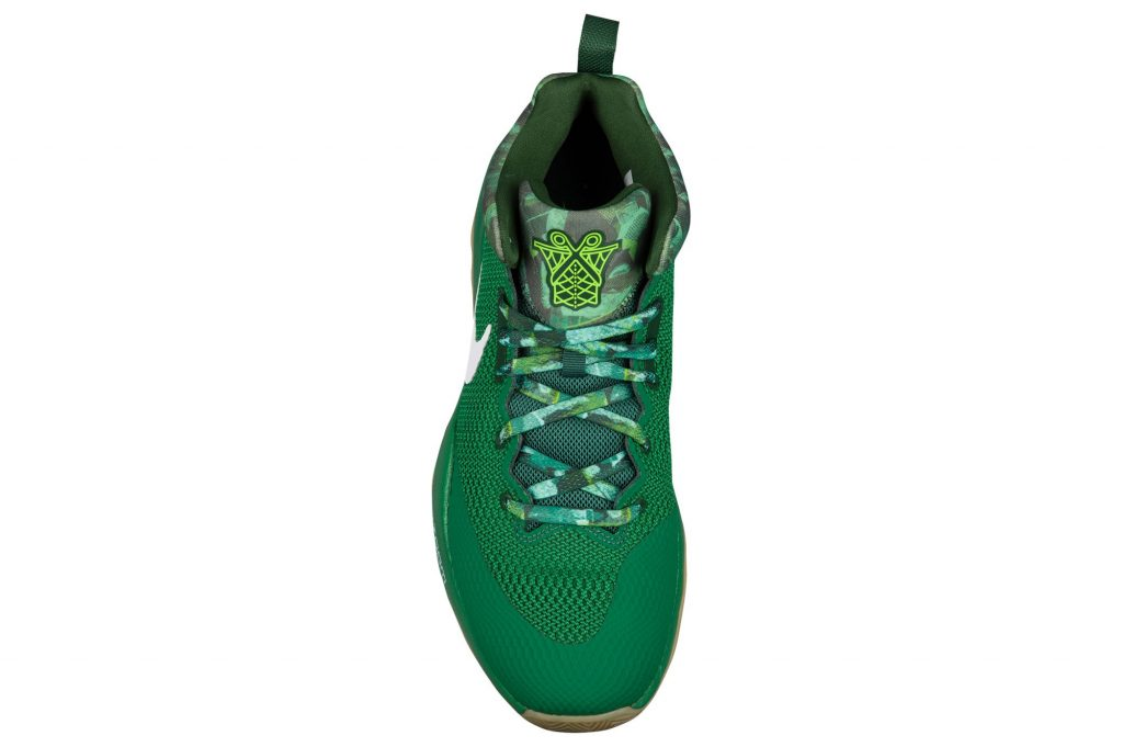 Nike Zoom rev - Pine Green - Top