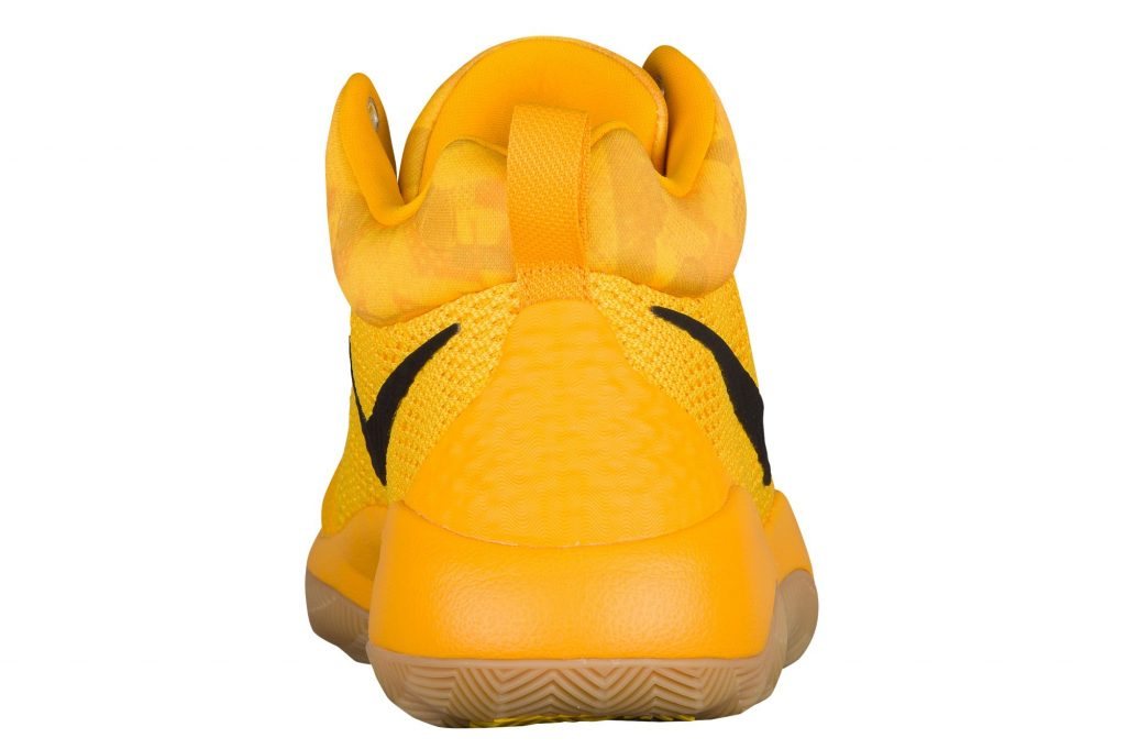 Nike Zoom rev - Tour Yellow - Heel