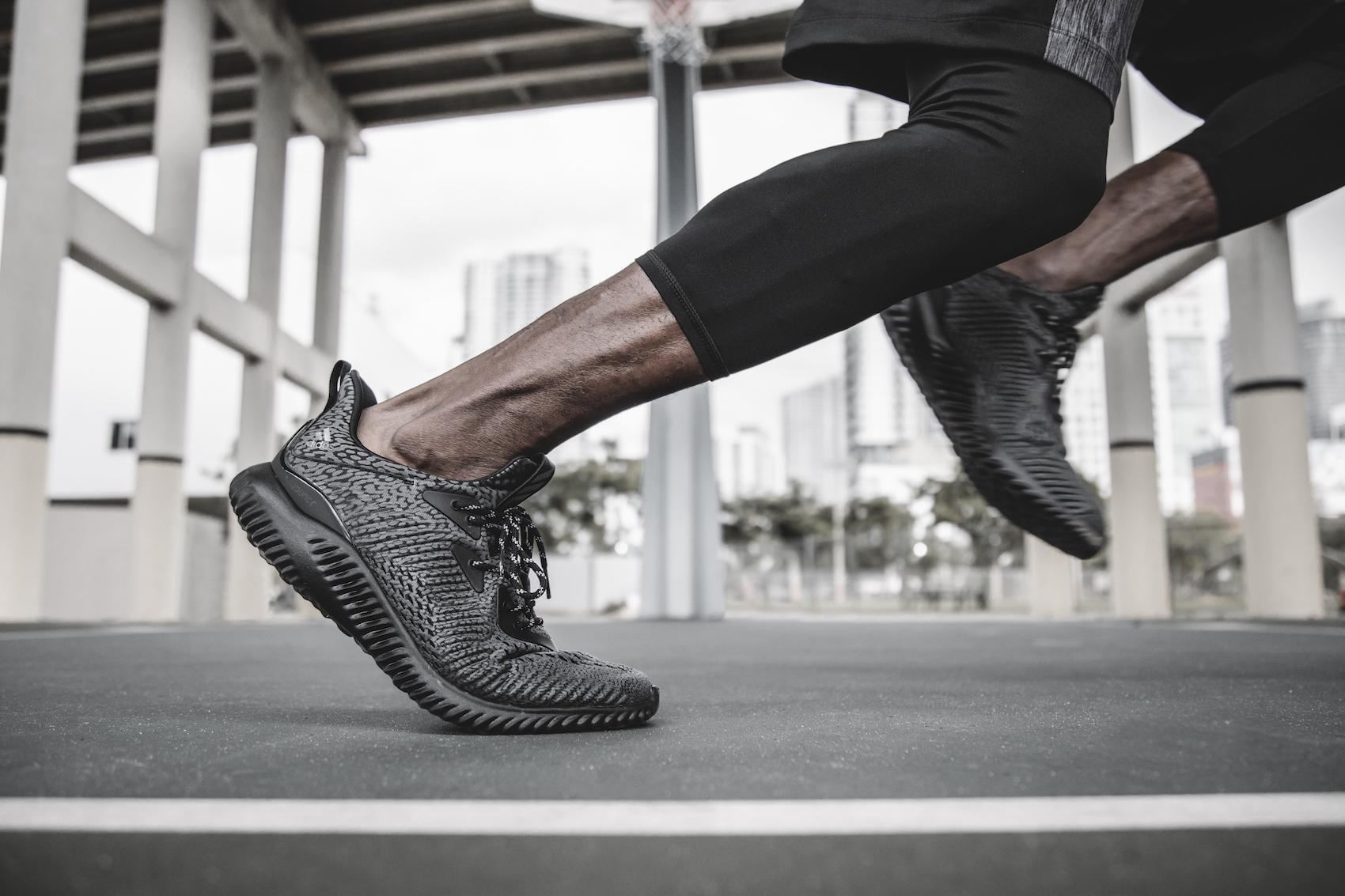 adidas alphabounce ams black 9