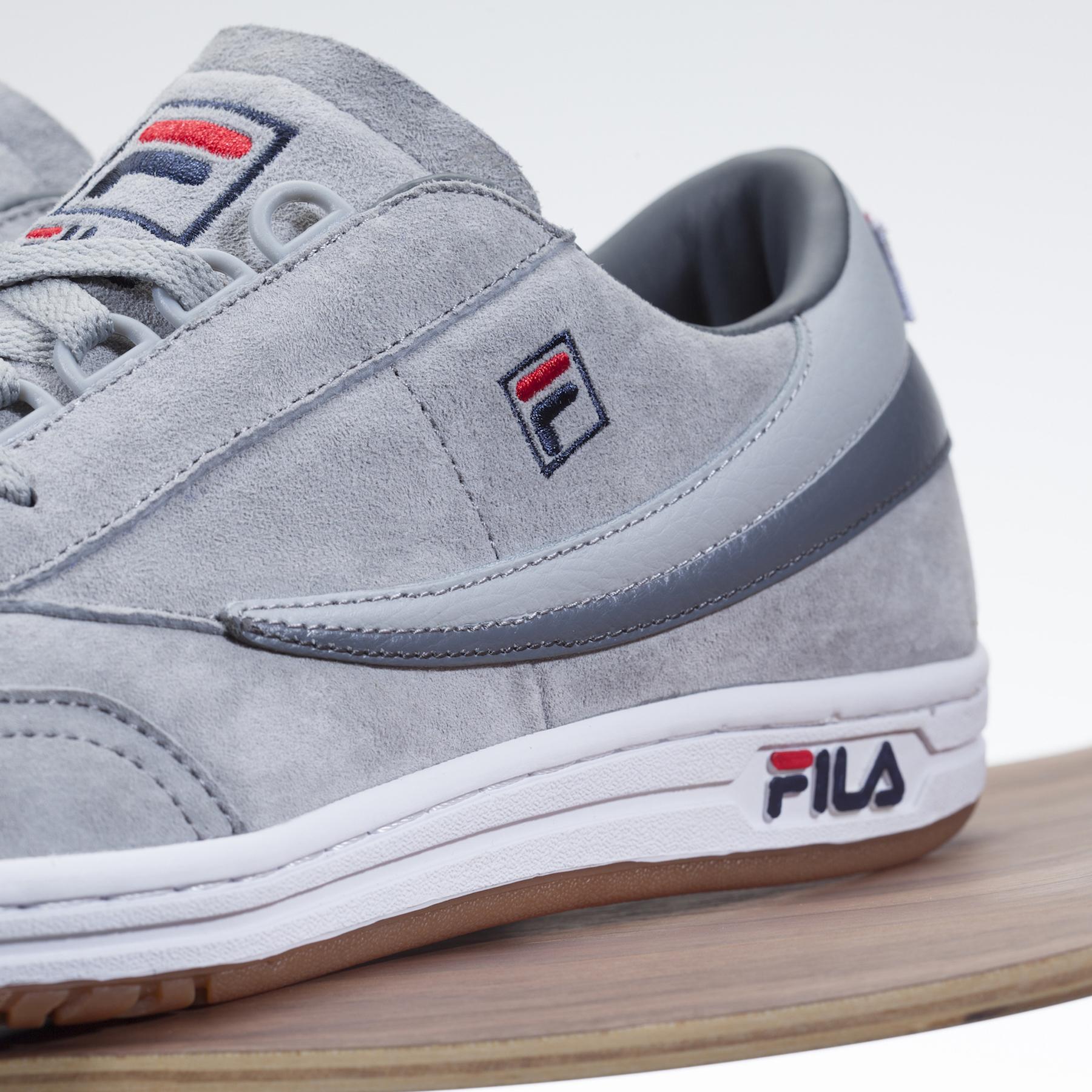 fila original tennis concrete gum pack