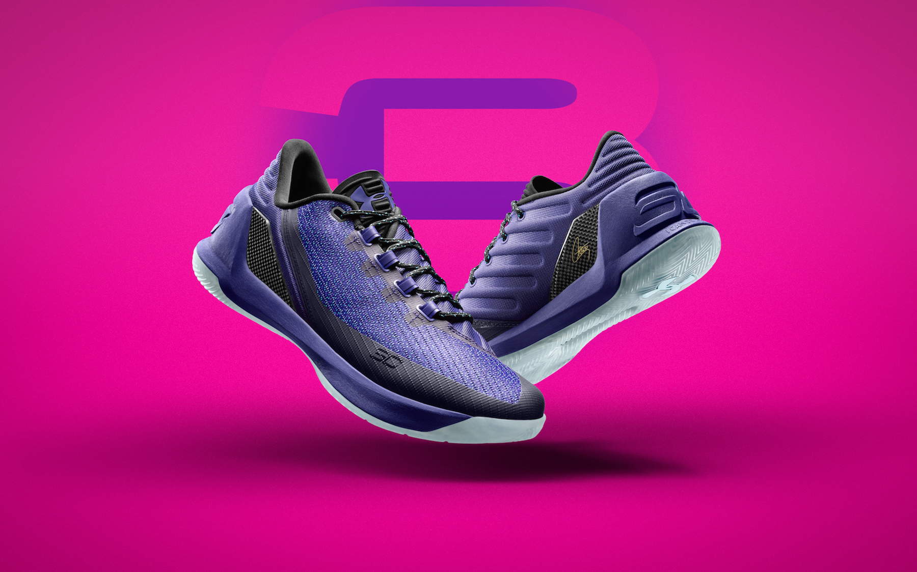 under armour Curry 3 low Dark Horse
